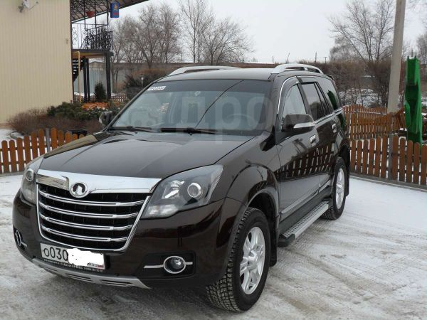 Great Wall Hover H3, 2015 год, 888 000 руб.