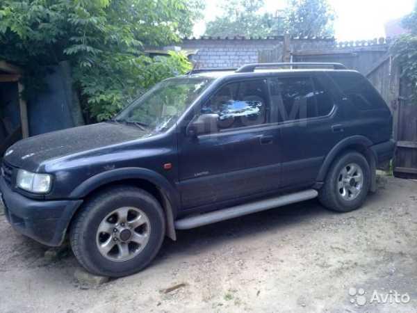 Opel Frontera, 2000 год, 300 000 руб.
