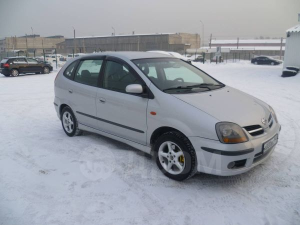 Nissan Tino, 2000 год, 255 000 руб.