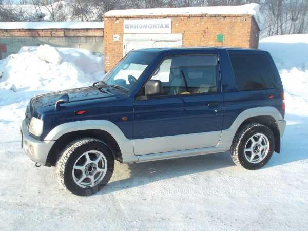 Mitsubishi Pajero Mini, 2002 год, 218 000 руб.