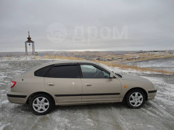 Hyundai Elantra, 2006 год, 225 000 руб.