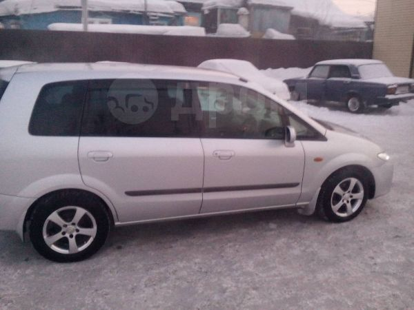 Mazda Premacy, 2002 год, 265 000 руб.