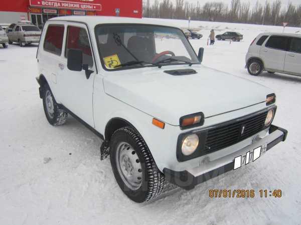 Лада 4x4 2121 Нива, 2001 год, 117 000 руб.