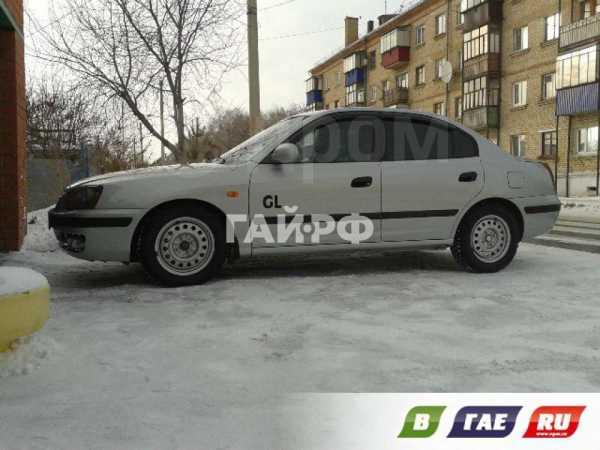 Hyundai Elantra, 2005 год, 255 000 руб.