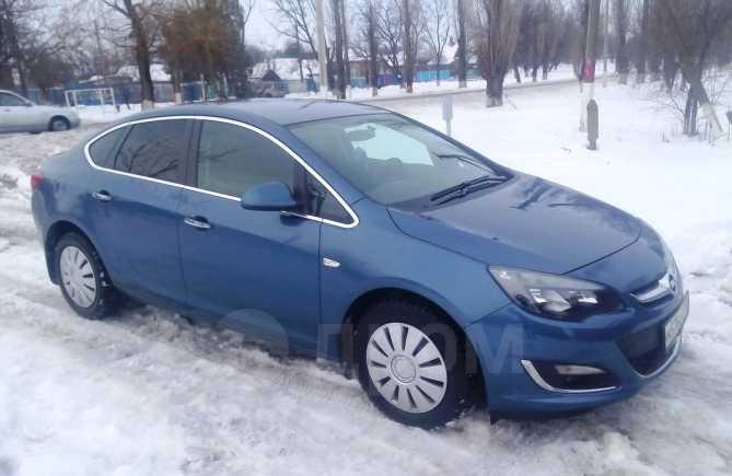 Opel Astra, 2013 год, 670 000 руб.