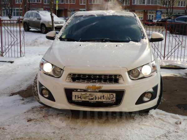 Chevrolet Aveo, 2012 год, 450 000 руб.