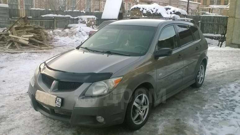 Pontiac Vibe, 2004 год, 410 000 руб.