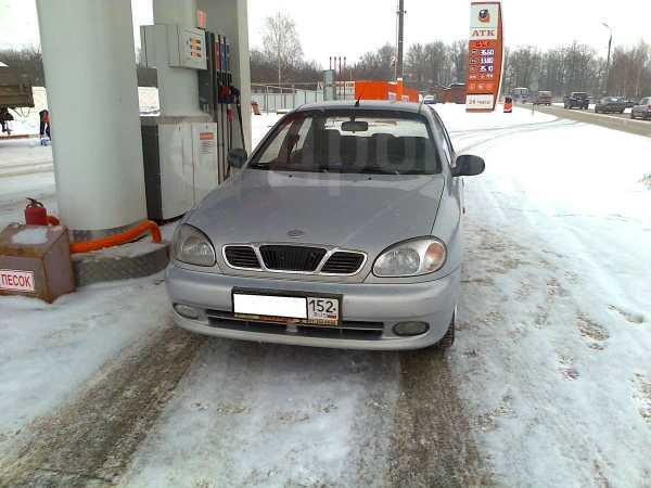 ЗАЗ Шанс, 2011 год, 129 000 руб.
