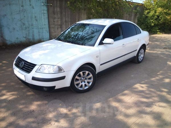 Volkswagen Passat, 2002 год, 240 000 руб.