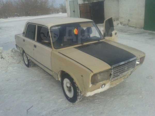 Лада 2107, 1996 год, 13 000 руб.