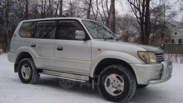 Toyota Land Cruiser Prado, 2002 год, 750 000 руб.