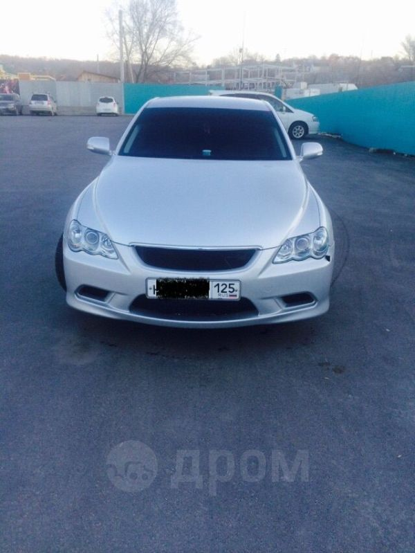 Toyota Mark X, 2008 год, 675 000 руб.