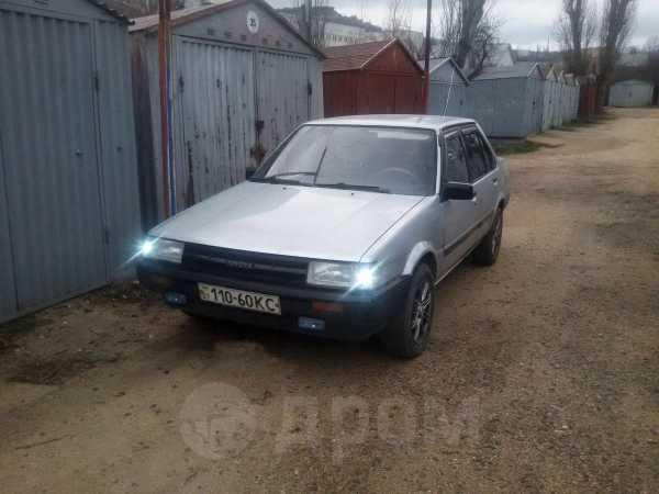 Toyota Corolla, 1985 год, 55 000 руб.