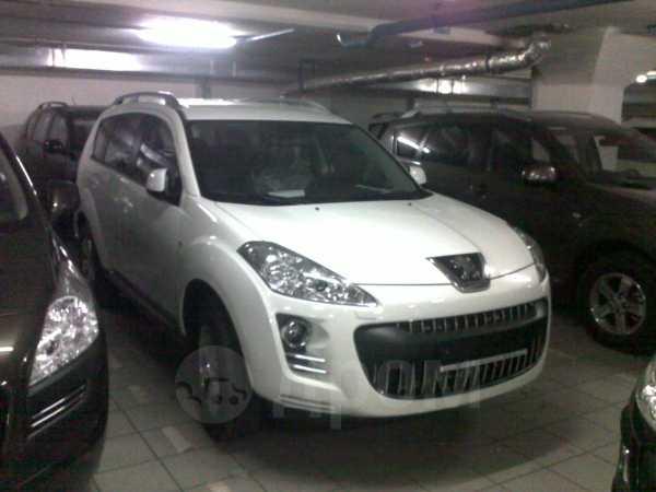 Peugeot 4007, 2010 год, 780 000 руб.