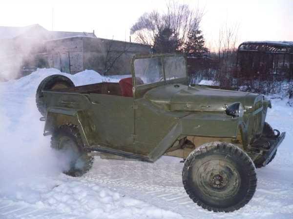 ГАЗ 67, 1952 год, 350 000 руб.