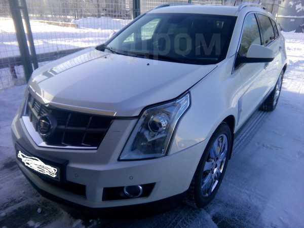 Cadillac SRX, 2011 год, 1 100 000 руб.