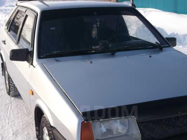 Лада 21099, 2002 год, 103 000 руб.