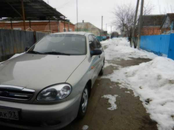 Chevrolet Lanos, 2006 год, 195 000 руб.