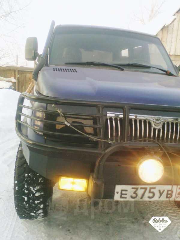 УАЗ Симбир, 2000 год, 110 000 руб.