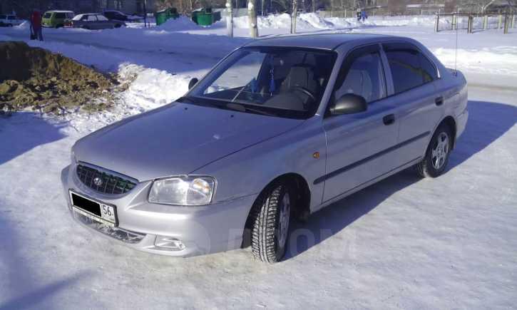 Hyundai Accent, 2006 год, 205 000 руб.