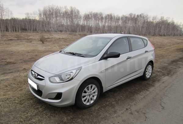 Hyundai Solaris, 2012 год, 465 555 руб.
