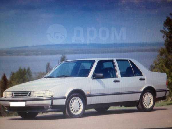Saab 9000, 1996 год, 258 000 руб.
