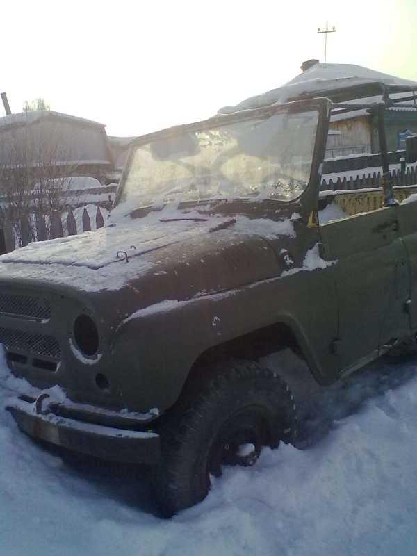 УАЗ 3151, 1992 год, 40 000 руб.