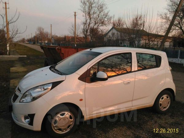 Chevrolet Spark, 2012 год, 415 000 руб.