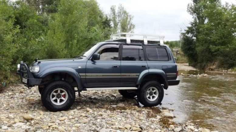 Toyota Land Cruiser, 1993 год, 980 000 руб.