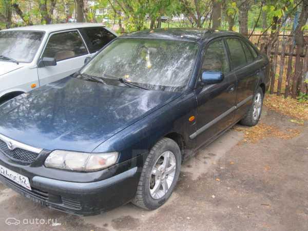 Mazda 626, 1998 год, 80 000 руб.