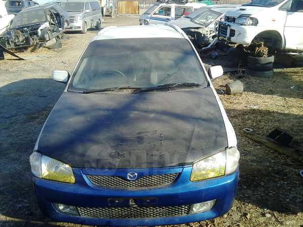 Mazda Familia S-Wagon, 1998 год, 127 000 руб.