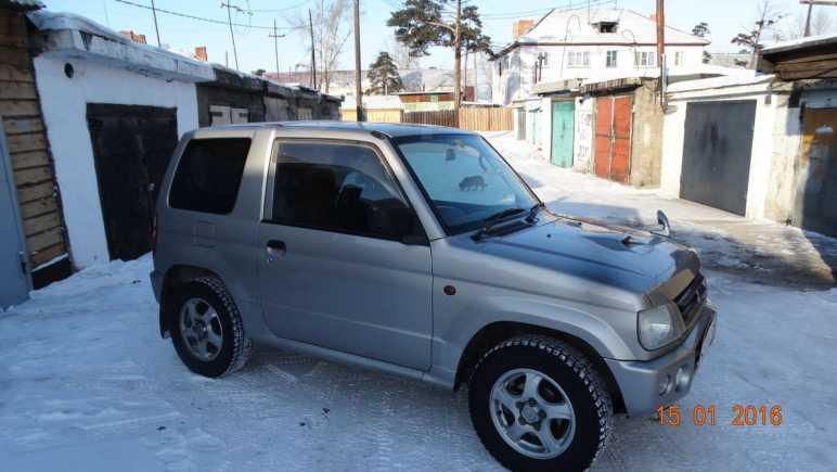 Mitsubishi Pajero Mini, 2002 год, 255 000 руб.