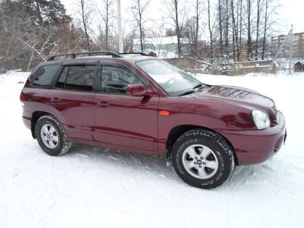 Hyundai Santa Fe, 2008 год, 450 000 руб.