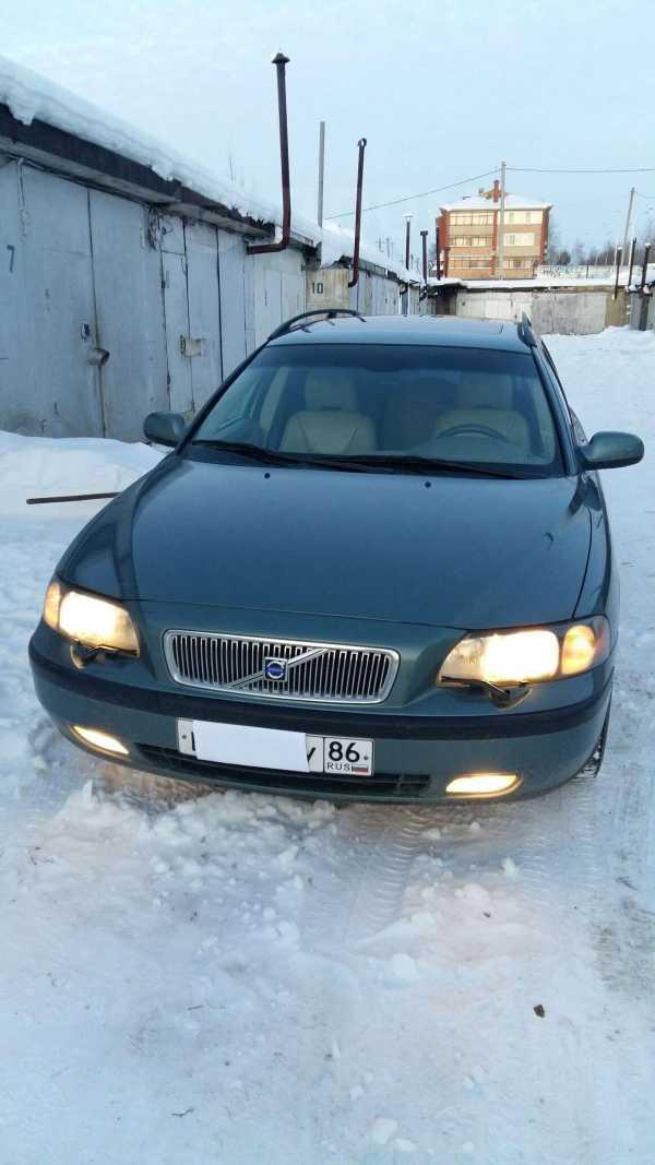 Volvo V70, 2003 год, 290 000 руб.