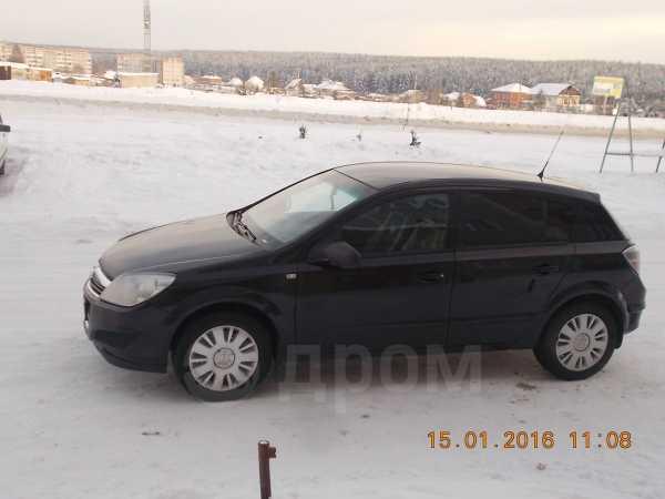 Opel Astra, 2008 год, 368 000 руб.