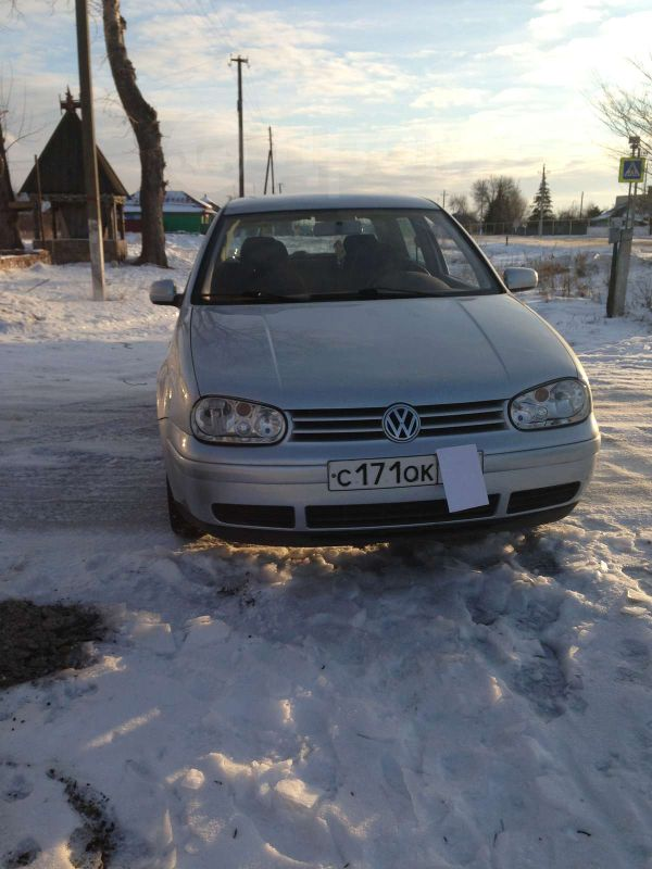 Volkswagen Golf, 2001 год, 208 000 руб.