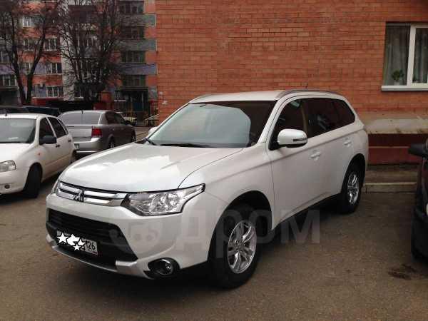 Mitsubishi Outlander, 2014 год, 1 199 000 руб.