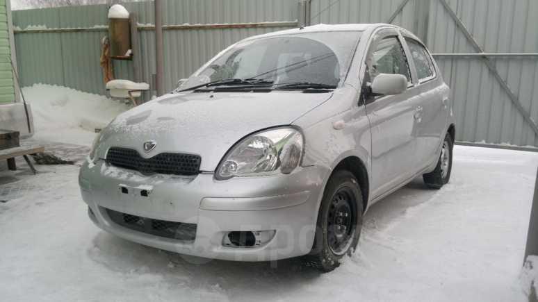 Toyota Vitz, 2003 год, 120 000 руб.
