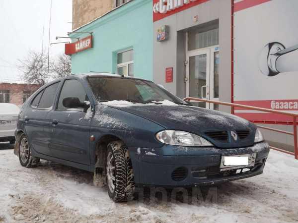 Renault Megane, 2000 год, 135 000 руб.