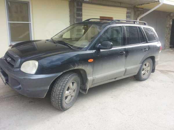 Hyundai Santa Fe, 2005 год, 400 000 руб.