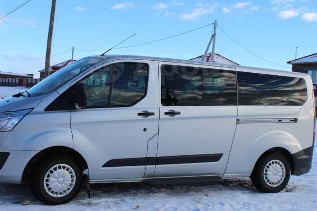 Ford Tourneo Custom, 2013 год, 1 350 000 руб.