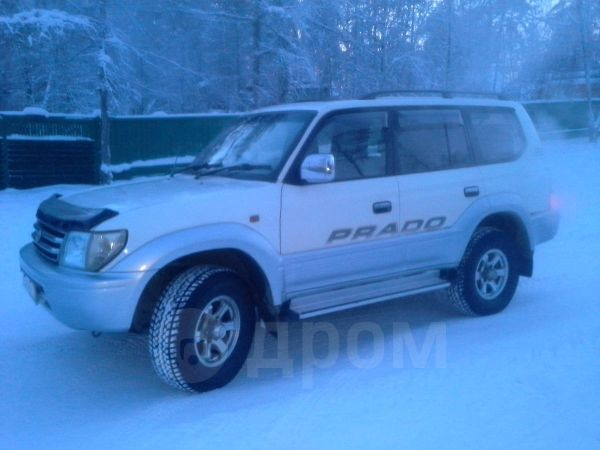 Toyota Land Cruiser Prado, 1997 год, 570 000 руб.