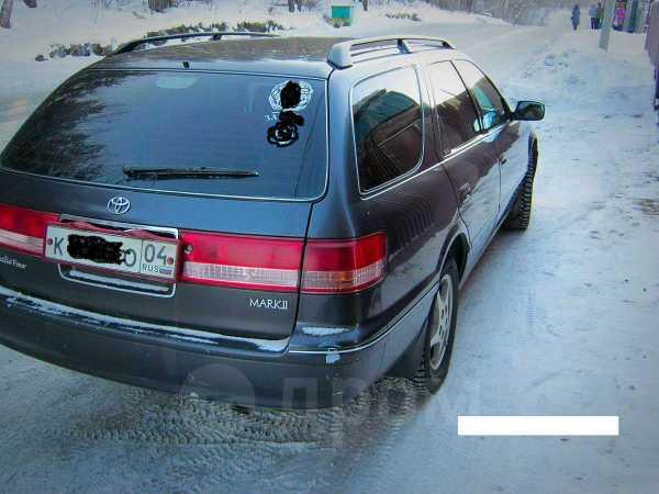 Toyota Mark II Wagon Qualis, 2001 год, 299 999 руб.