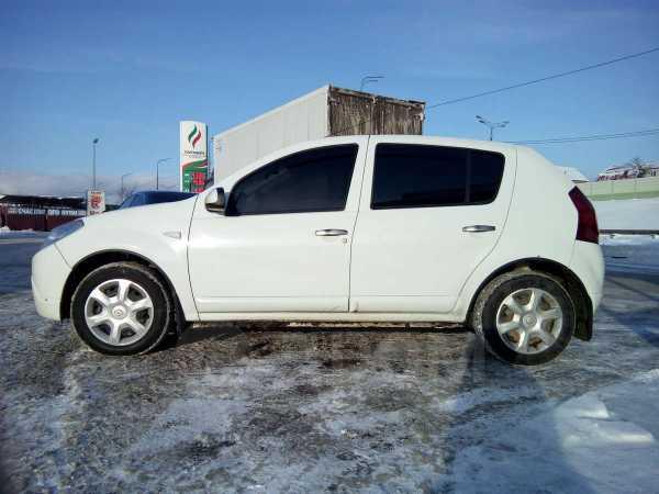 Renault Sandero, 2011 год, 325 000 руб.