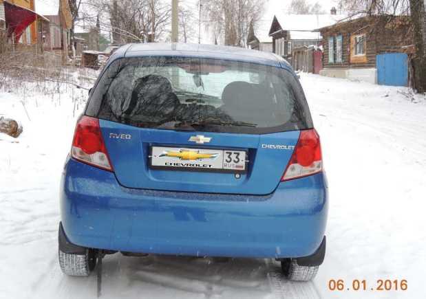 Chevrolet Aveo, 2004 год, 170 000 руб.