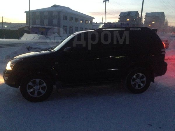 Toyota Land Cruiser Prado, 2007 год, 1 380 000 руб.