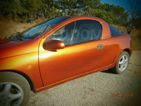 Opel Tigra, 1995 год, 250 000 руб.