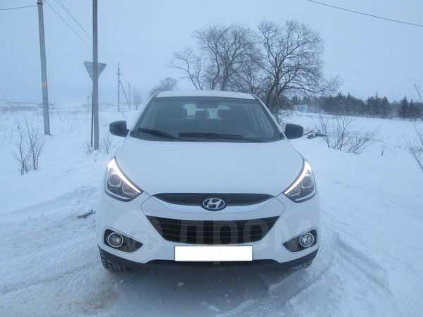 Hyundai ix35, 2013 год, 830 000 руб.