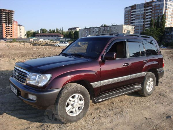 Toyota Land Cruiser, 2003 год, 1 050 000 руб.