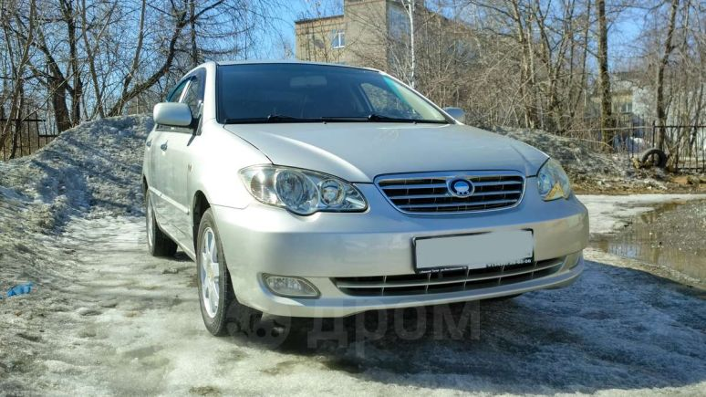 BYD F3, 2008 год, 280 000 руб.